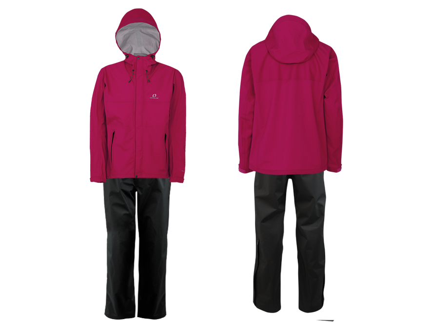 オンヨネ LADIES' 3L COMBAT RAIN SUIT
